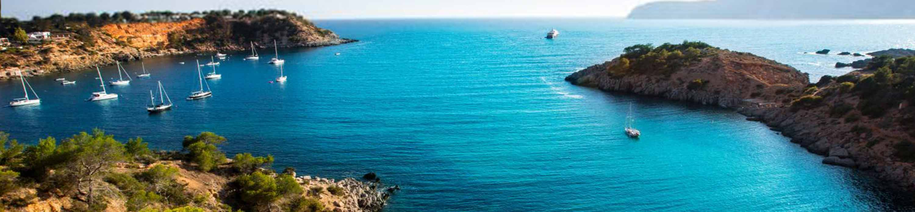 Yacht Charters in Ibiza and Formentera with views to remember forever
